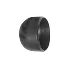 Cap (Carbon Black Steel) Sch 40